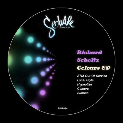 Richard Scholtz - Colours EP
