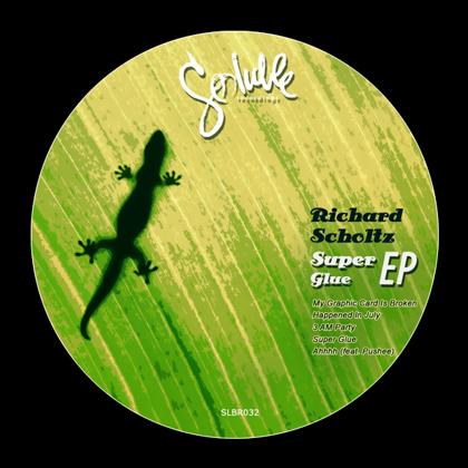 Richard Scholtz - Super Glue EP
