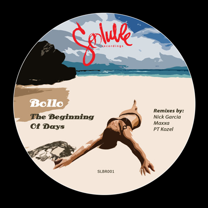 Bollo - The Beginning Of Days