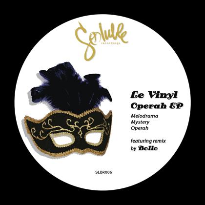 Le Vinyl - Operah EP