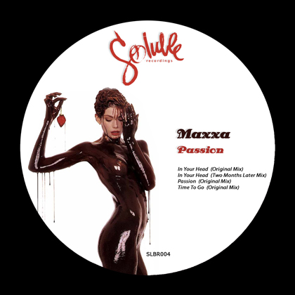 Maxxa - Passion EP