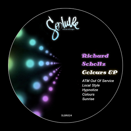 Richard Scholtz - Colours EP