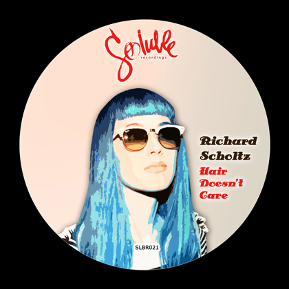 Richard Scholtz - Hair Doesnt Care