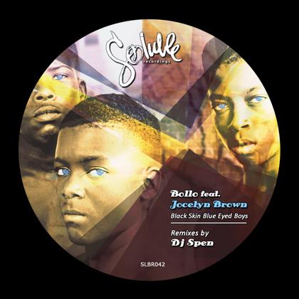 Black Skin Blue Eyed Boys - Dj Spen Remixes